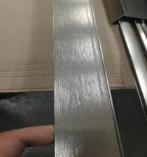 sablage aluminium